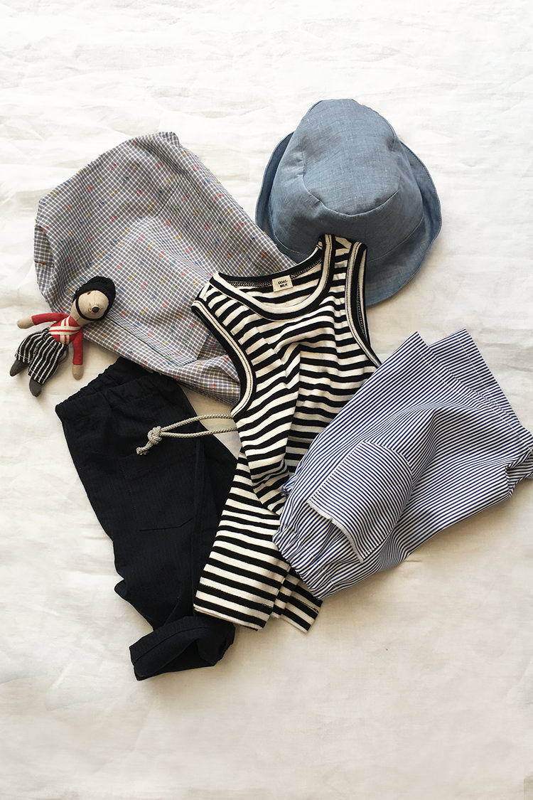 adf57045ea6 Click Tap image to shop the items pictured. Summer Bucket Hat - NavyGoat ...