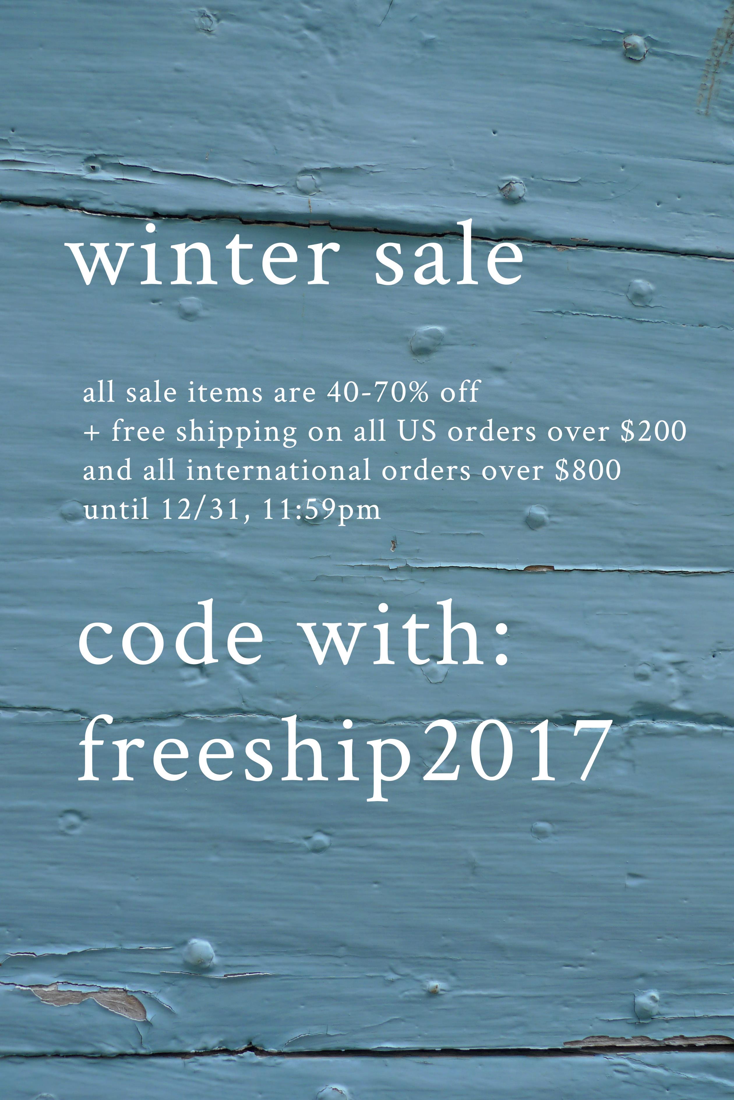 ce04565214e Winter Sale + Free Shipping - MAKIE
