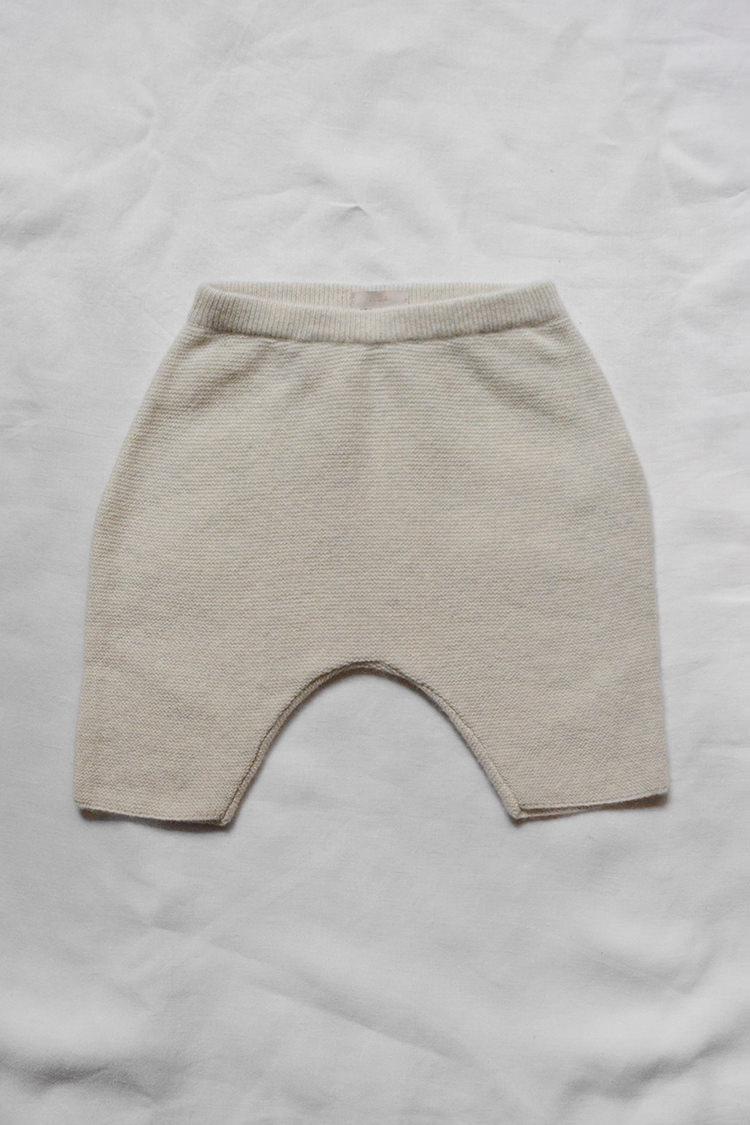 Makie unisex baby Cashmere Pants Gema. Top