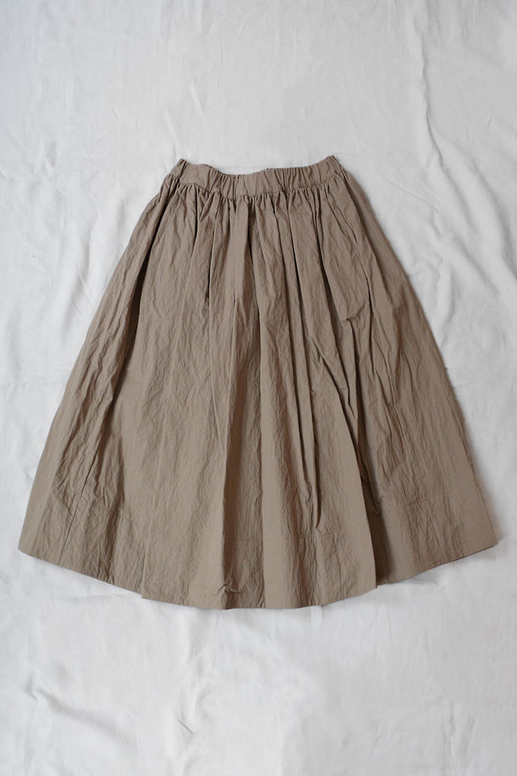 apuntob wide skirt