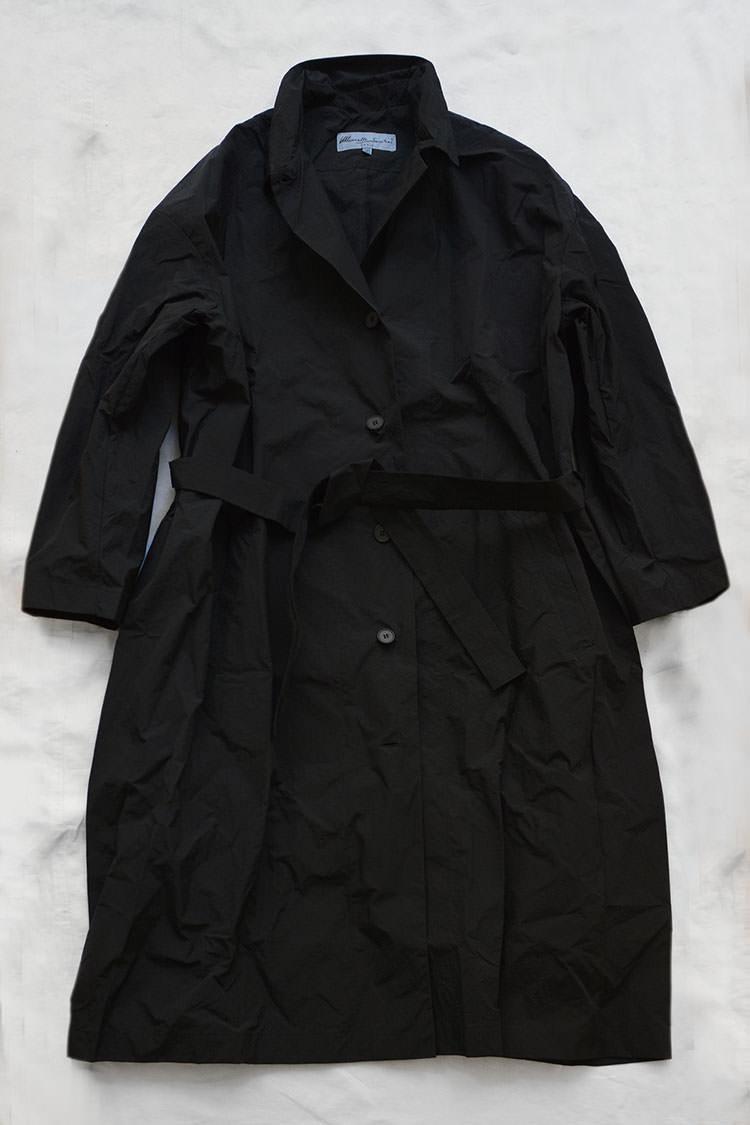 Manuelle Guibal Trench Coat Shibu