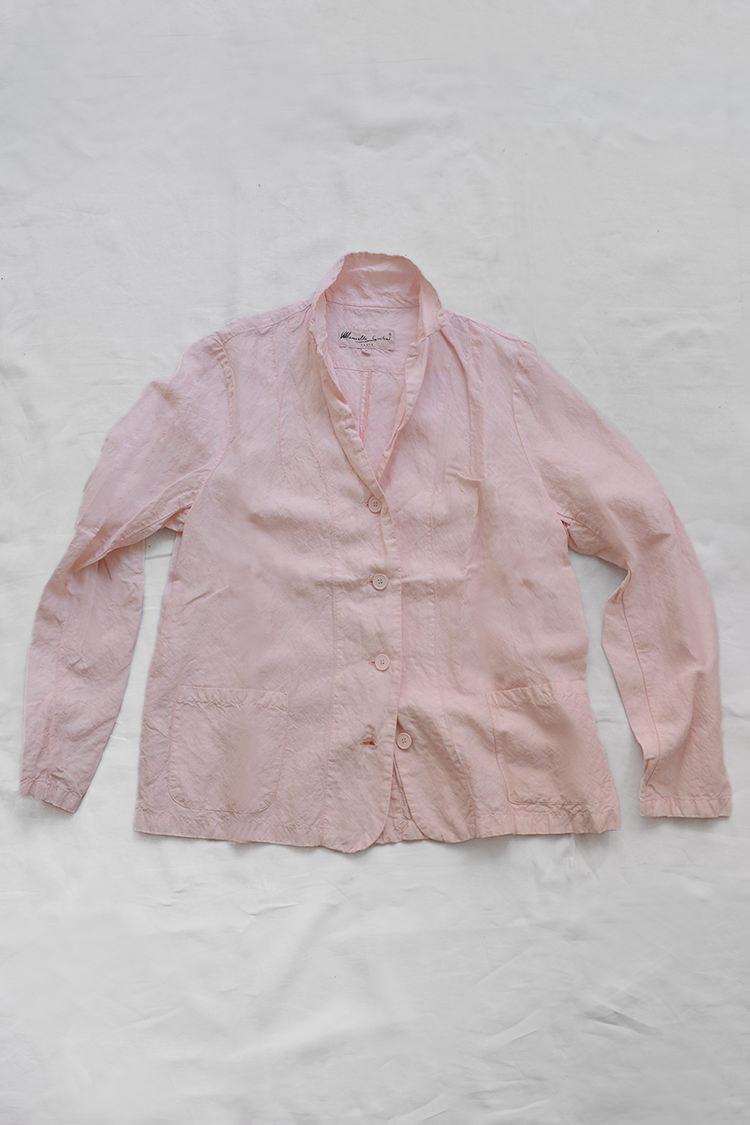 Manuelle Guibal, Jacket Alia - Pink