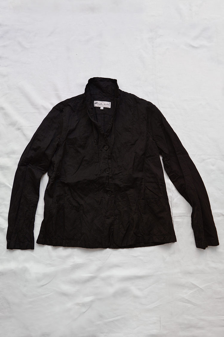Manuelle Guibal, Jacket Arza - Black