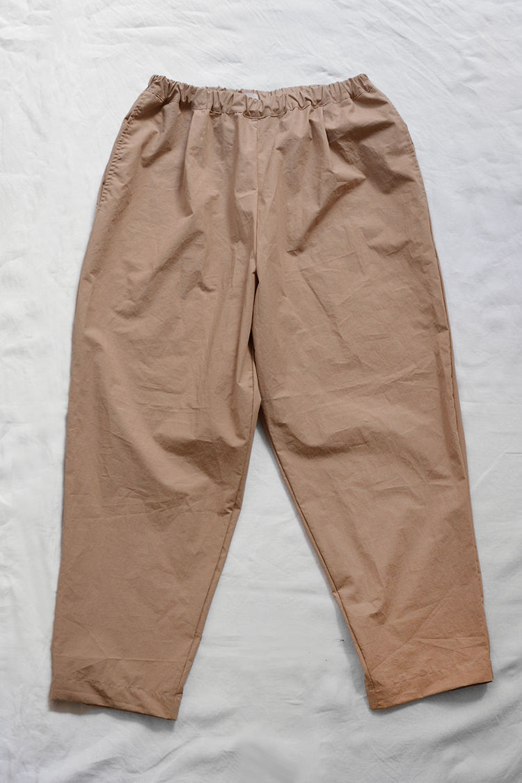 MAKIE Cotton Pants Relaxed Fit