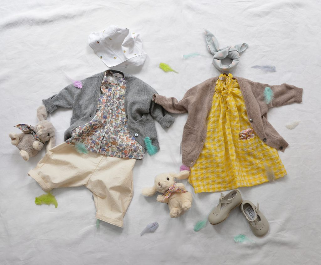 makie spring outfits