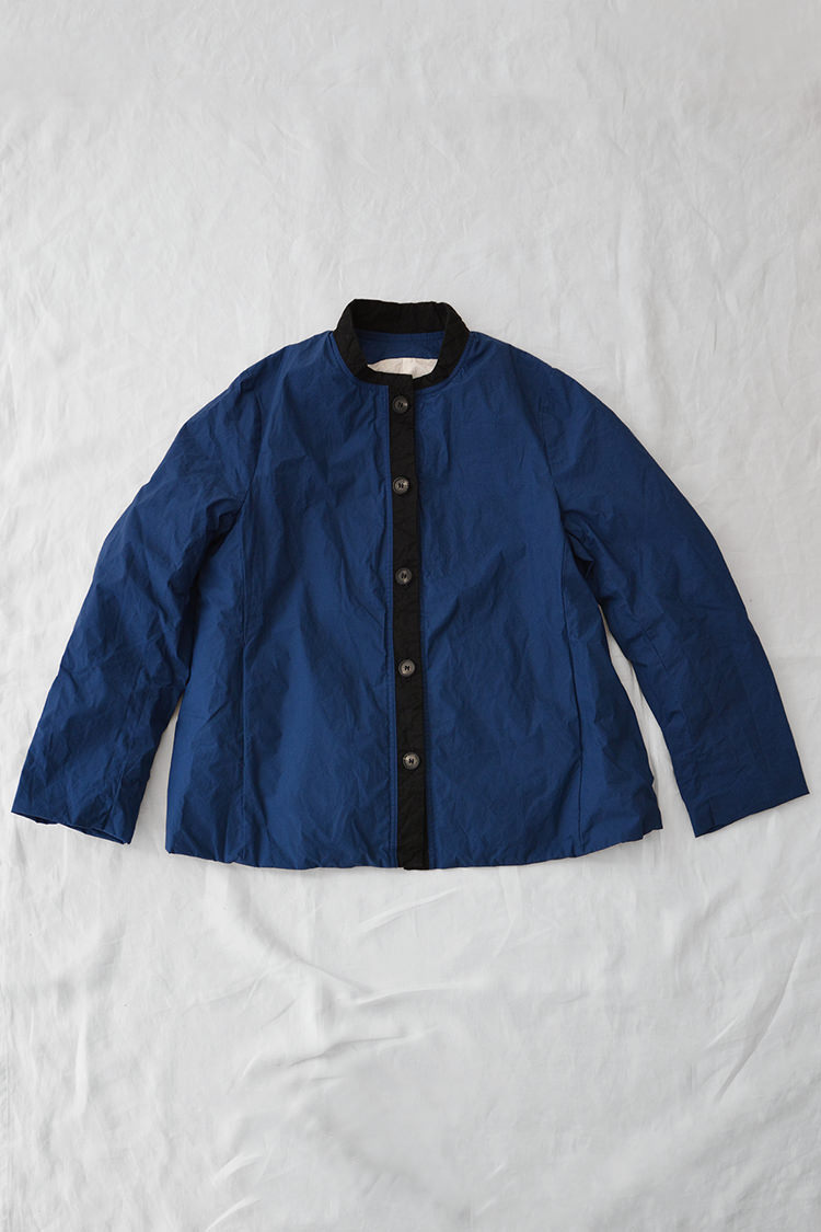 Bergfabel, Mahler Jacket Blue. Top