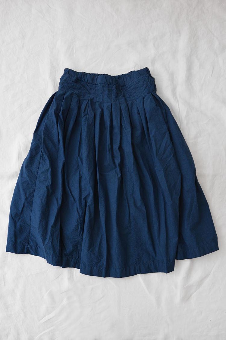 Bergfabel, Farmer Skirt, Deep Blue