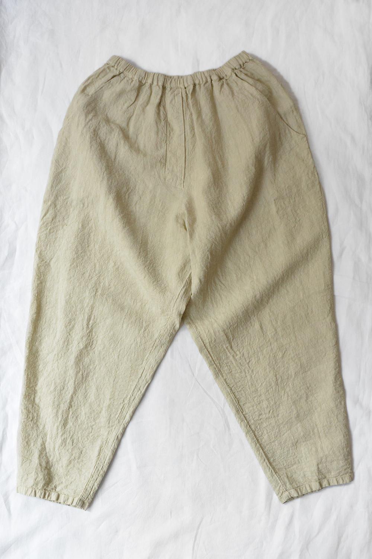 manuelle guibal, worker pants