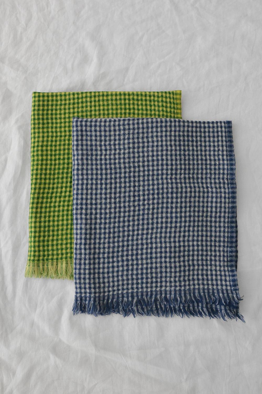 khadi and co, wool scarf